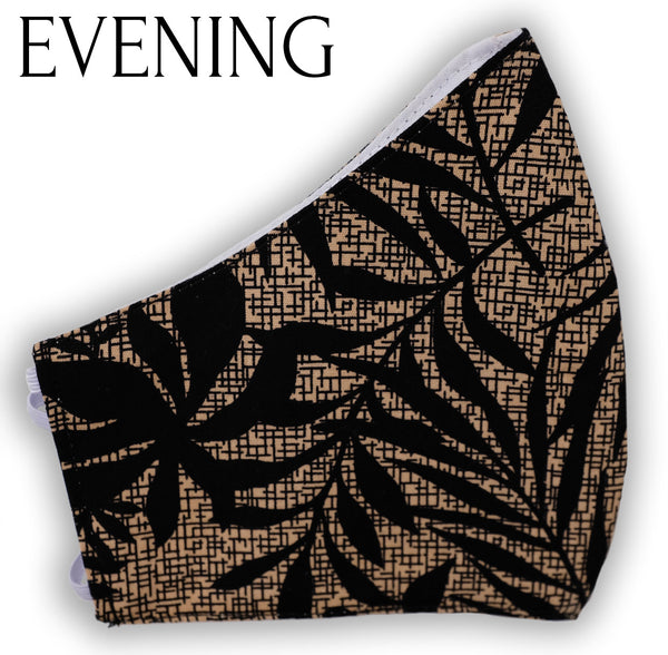 Evening Design Printed Face Mask