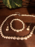 Three Piece Jewelry Set
