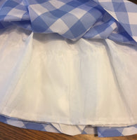 Carter's Baby Girl Checkered Dress, US Size 3 - 6 Months