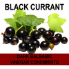 Black Currant Balsamic Vinegar Condimento
