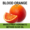 Blood Orange Olive Oil - Whole Fruit Agrumato Method