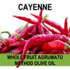 Red Cayenne Chili Olive Oil - Whole Fruit Agrumato Method