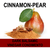 Cinnamon-Pear Balsamic Condimento Vinegar