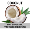 Coconut White Balsamic Condimento Vinegar