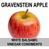 Gravenstein Apple Balsamic Vinegar Condimento