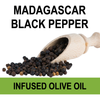 Madagascar Black Pepper Olive Oil