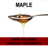 Maple Dark Balsamic Vinegar