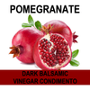 Pomegranate Dark Balsamic Vinegar Condimento