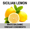 Sicilian Lemon White Balsamic Vinegar Condimento