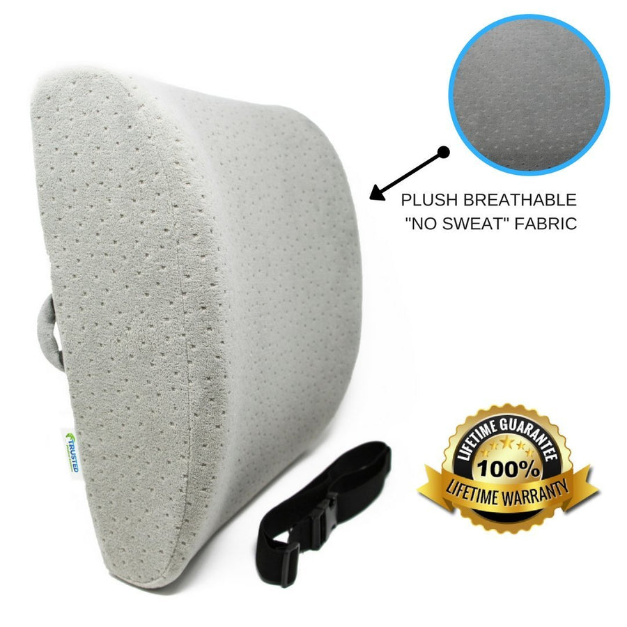 Memory Foam Lumbar Back Cushion