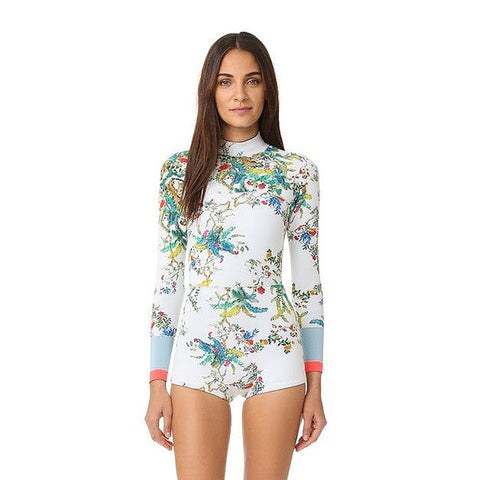 Kalla Long Sleeve Swimsuit