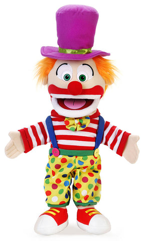 "14"" Clown Puppet"