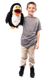"17"" Silly Penguin Puppet"
