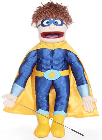 "25"" Superhero Boy Puppet"
