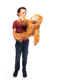 "28"" Silly Monkey Puppet"