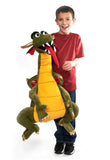 "52"" Dragon Puppet Jumbo"
