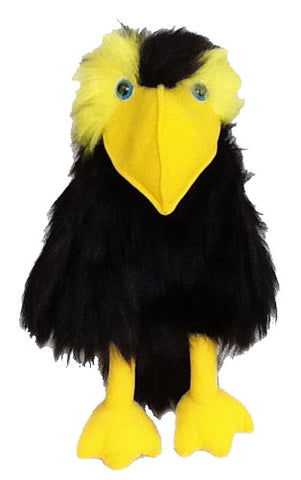 "16"" Crow Puppet"