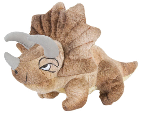 "6"" Dino Triceratops Finger Puppet"