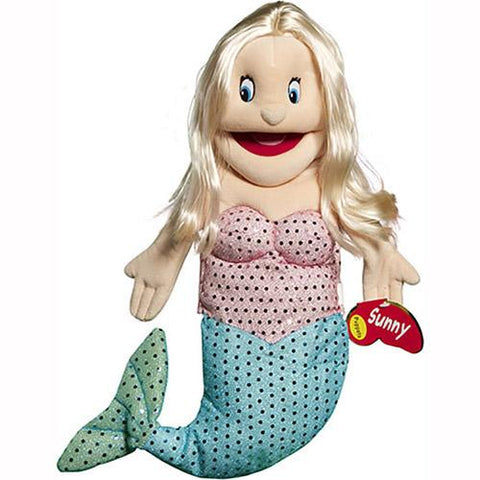 "Sunny Toys 14"" Mermaid (Pink/Blue)"