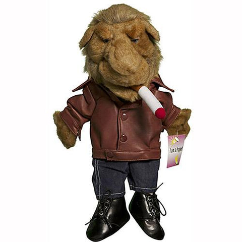 "Sunny Toys 14"" Camel In Brown Jacket"