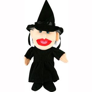 "Sunny Toys 14"" Witch"