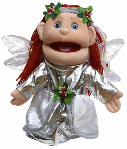 "14"" Fairy Glove Puppet Winter"