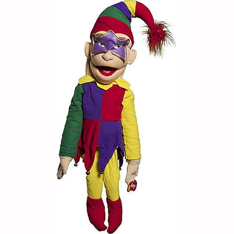 "Sunny Toys 28"" Jester In Multi Color"