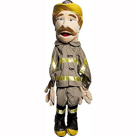 "Sunny Toys 28"" Two-Handed Fireman"