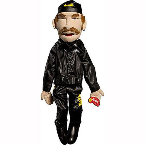 "Sunny Toys 28"" Biker (Male) In Leather"