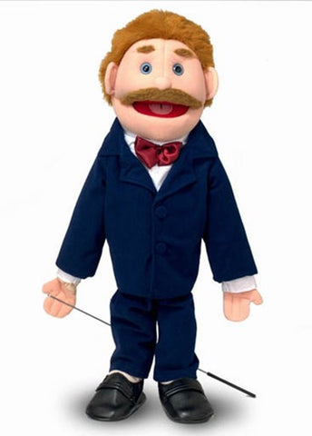 "28"" Dad Goodman Puppet"