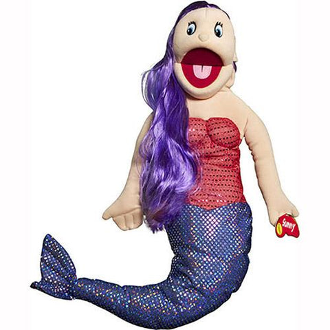 "Sunny Toys 28"" Mermaid (Red/Blue)"