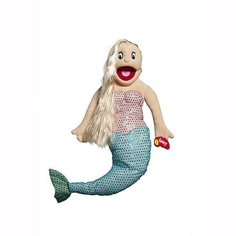 "Sunny Toys 28"" Mermaid (Pink/Blue)"