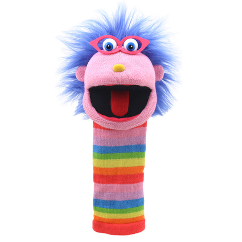 "16"" Gloria Sock Puppet"