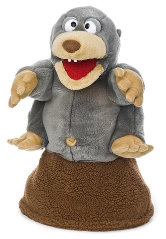 "16"" Mole on Hill Puppet"