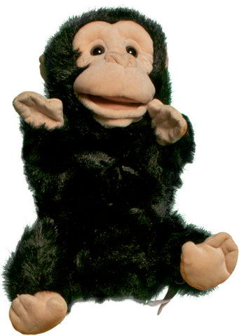 "12"" Chimp Glove Puppet"