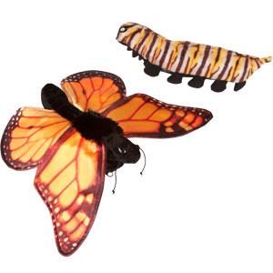 "Sunny Toys 14"" Monarch Butterly"