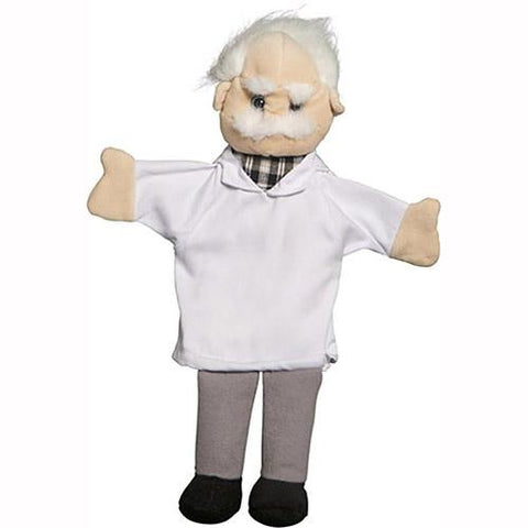"Sunny Toys 12"" Dr.Moody (Palm Puppet)"