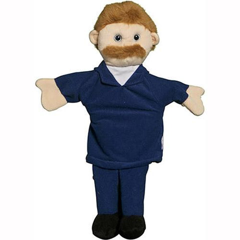 "Sunny Toys 12""  Dad ( Palm Puppet)"