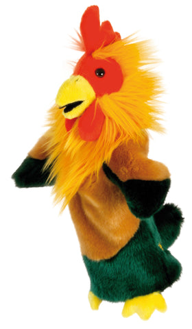 "15"" Rooster Puppet (Long Sleeve)"