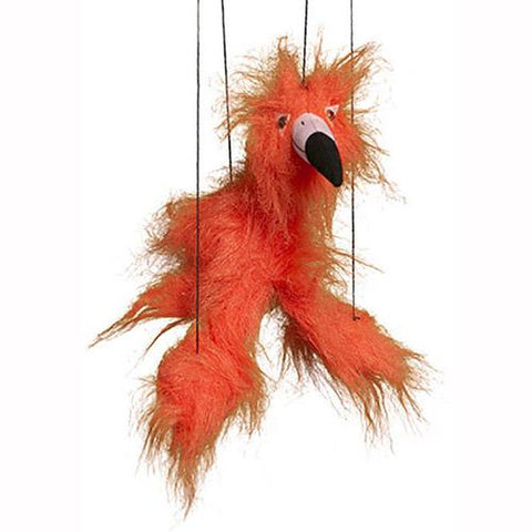 "Sunny Toys 16"" Baby Orange-Red Flamingo"