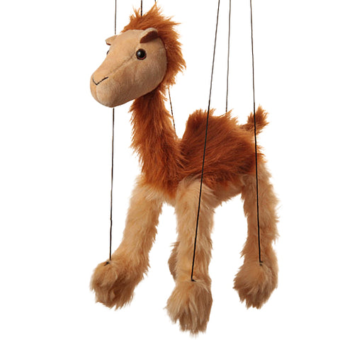 "8"" Camel Marionette Small"