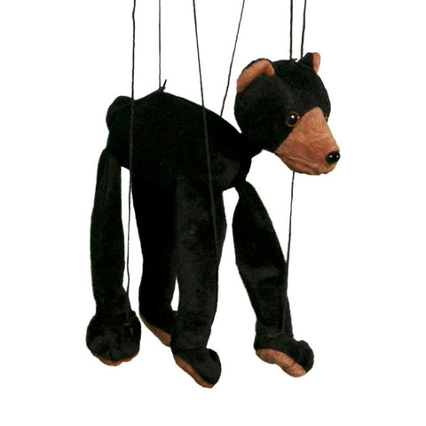 "8"" Bear Marionette Small"