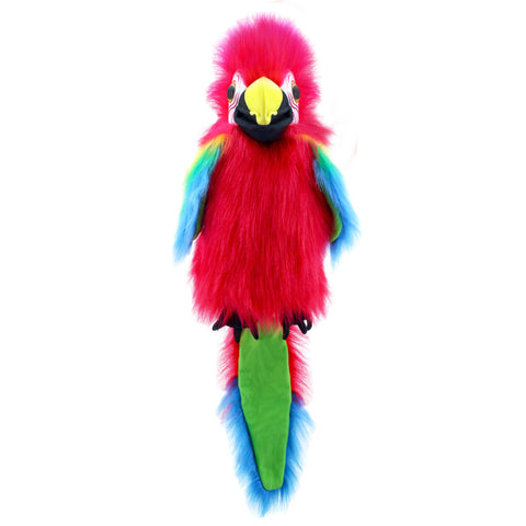 "18"" Amazon Macaw Puppet"