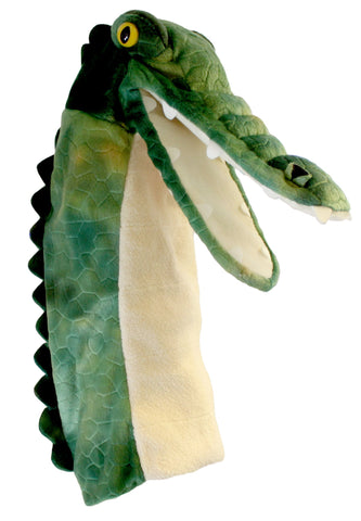"15"" Crocodile Puppet (Long Sleeve)"