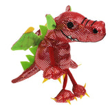 "6"" Dragon Red Finger Puppet"