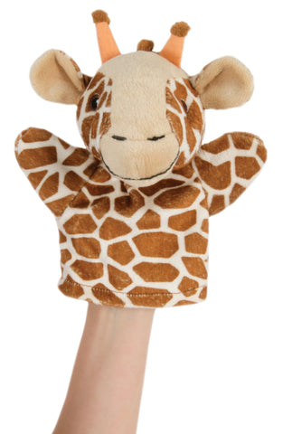 "8"" Giraffe - My First Puppet"