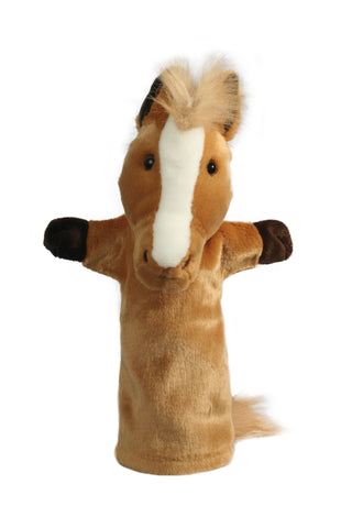 "15"" Horse Puppet (Long Sleeve)"