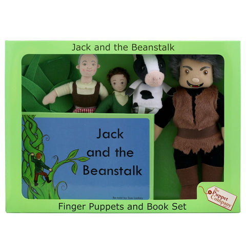 Jack and The Beanstalk Story Set