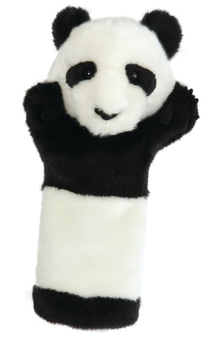 "15"" Panda Puppet (Long Sleeve)"