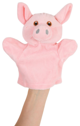 "8"" Pig- My First Puppet"